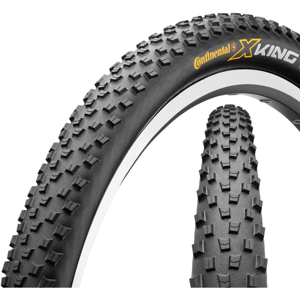 Continental X-King RaceSport 27.5 MTB dæk foldbar | Find cykeltilbehør på nettet | Bikester.dk